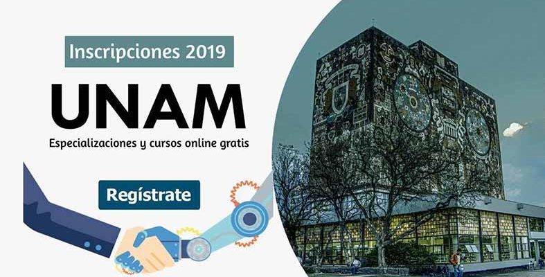 10 cursos online gratuitos de la UNAM que debes tomar a-ho-ra