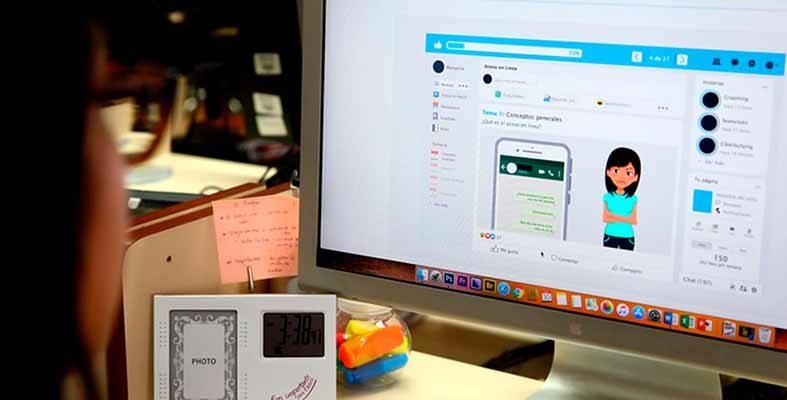 Enseñan prevención de ciberacoso en solo 25 minutos a través de curso online