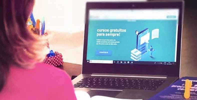 Universidade oferece cursos gratuitos online com certificado
