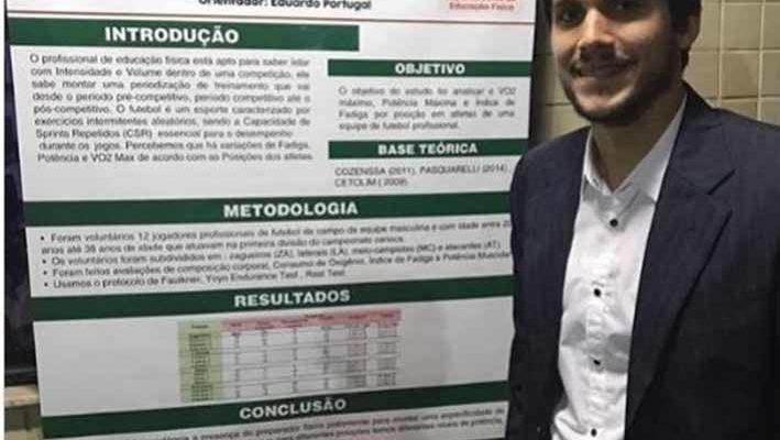 Atlético: Igor Rabello tem dois diplomas, é professor, ex-judoca e até 'influenciador digital'