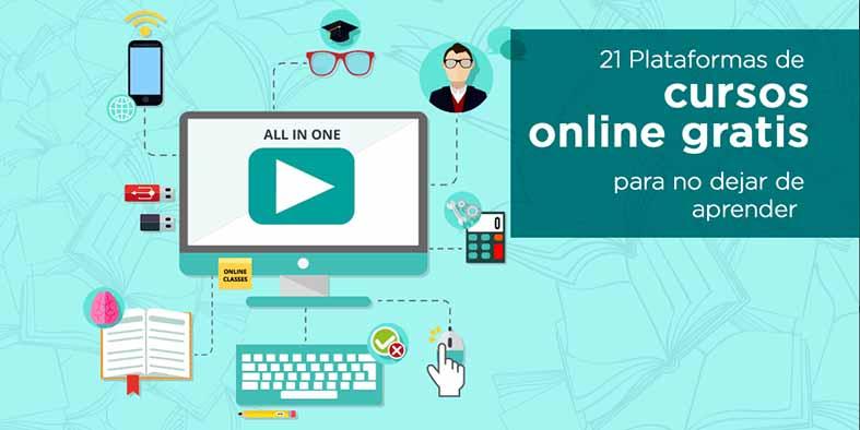 17 cursos en línea gratis que están en tendencia en internet