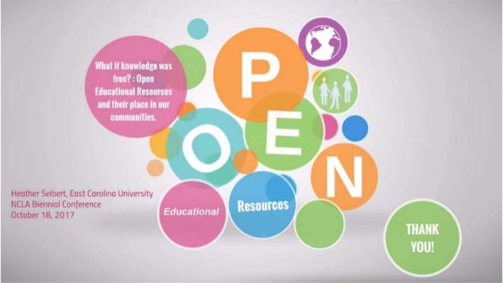 Open Educational Resources: Should Knowledge Be Free?