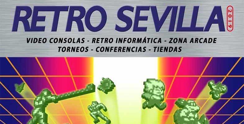 Retro-Sevilla 2019 contará con exposiciones sobre Game Boy, Konami y consolas mini