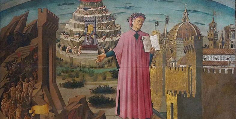 Take this free online course on Dante's 'Divine Comedy'